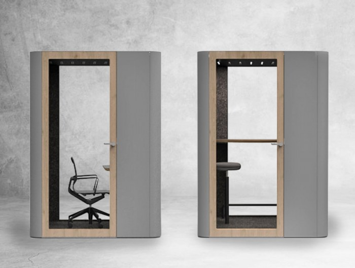 Mute Design Space M Office Acoustic Meeting Pods Collections