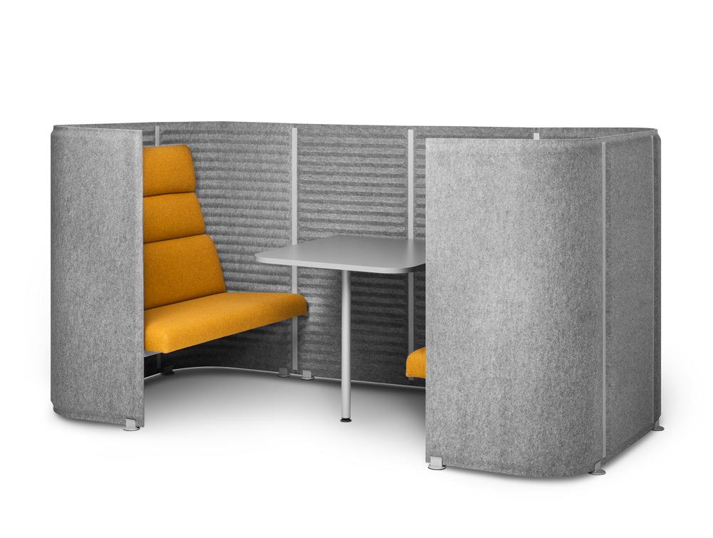 Noti Double Seating Working SoundRoom