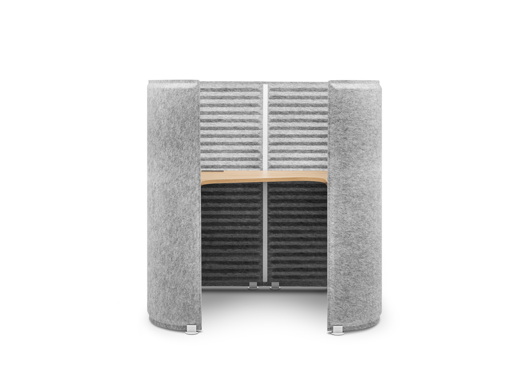 Noti SoundRoom Series Small Desk Room