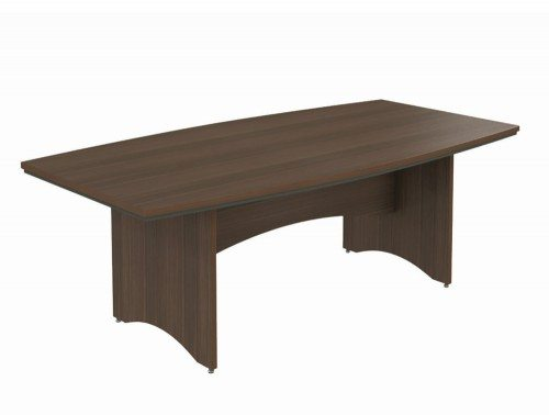 Opus Boardroom Table Small in Chesnut