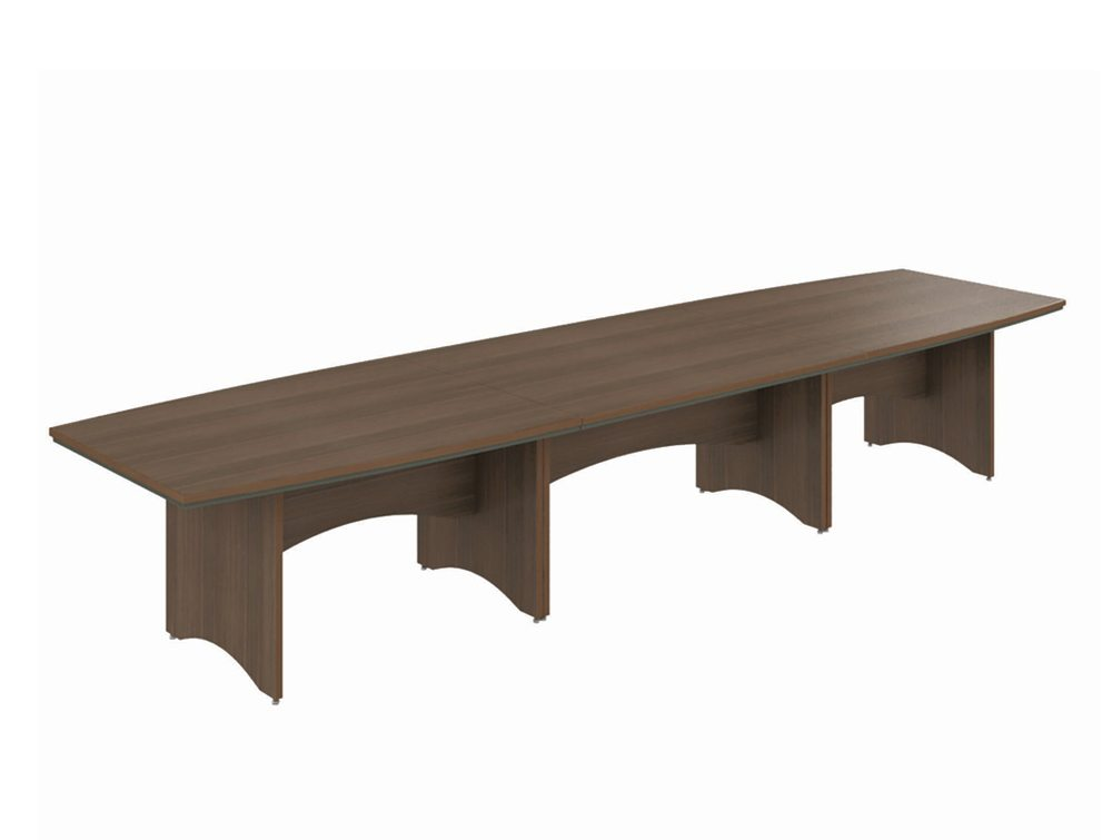 Opus Boardroom Table Large In Chestnut - Large boardroom table