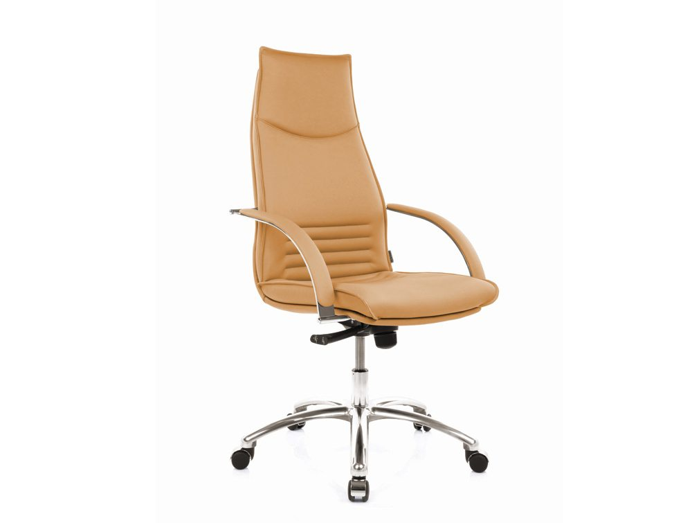 Kleiber Integra Executive Chair in Full Leather