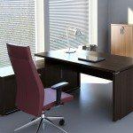 O Quando executive desk credenza retrurn