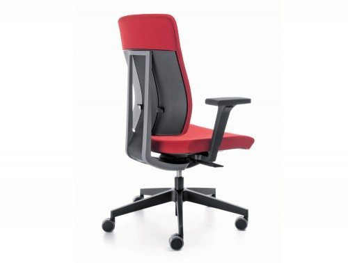 O xenon ergonomic office chair back angle
