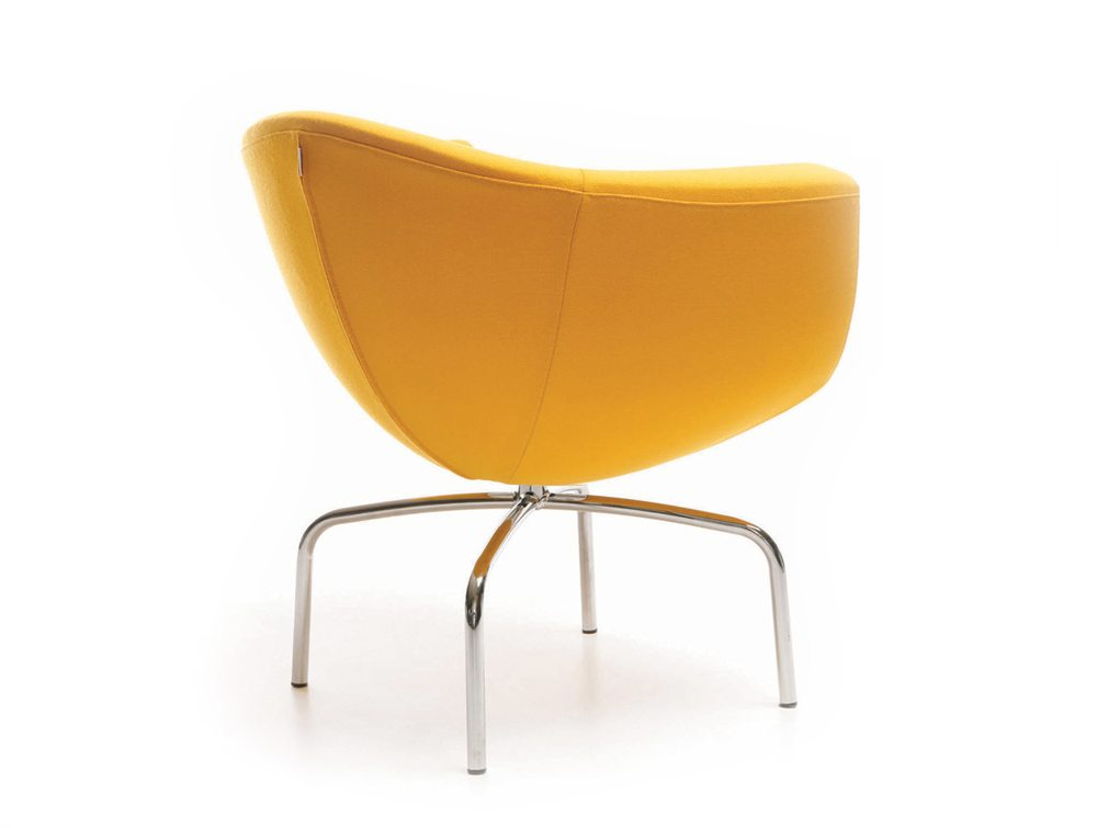 Profim Sorriso Swivel Conference Armchair