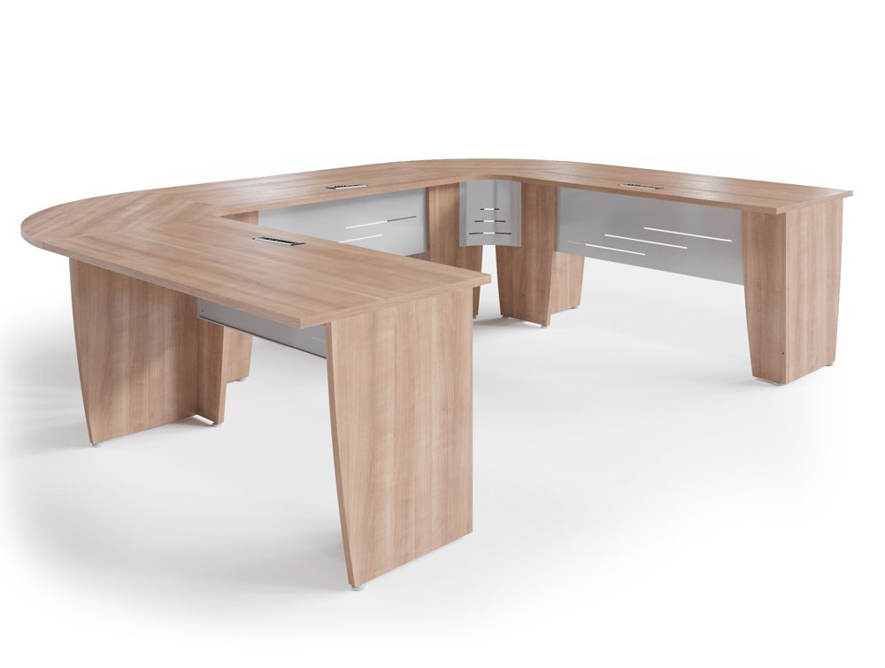 Buronomic Success Meeting Room U-Shaped Table - Havana