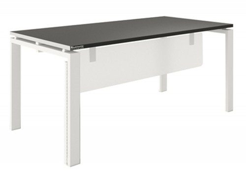 Buronomic Straight Desk on  A2 with 2 Straight Edges