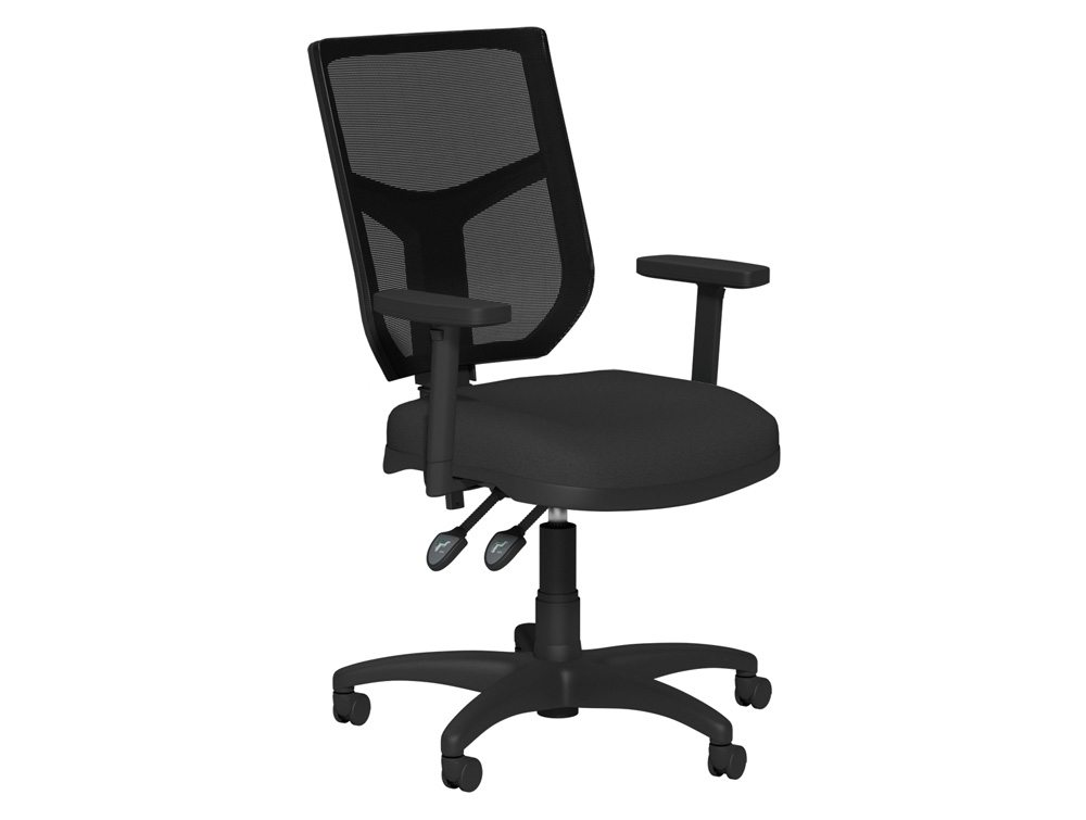 OA Mesh Meeting OA Mesh Back Operator Chair BMS STD E001