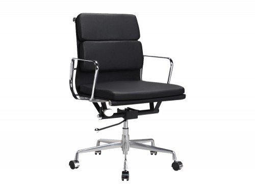 OI-6836 Eames Style Boardroom Mid-back Soft Pad Chair