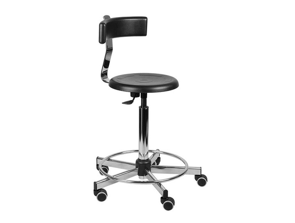 O.L Series Stool with Backrest