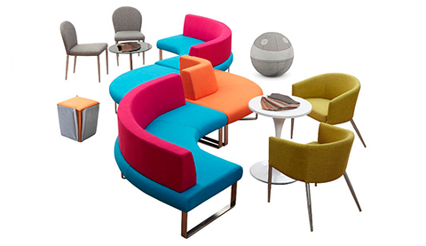 Breakout and Soft Seating