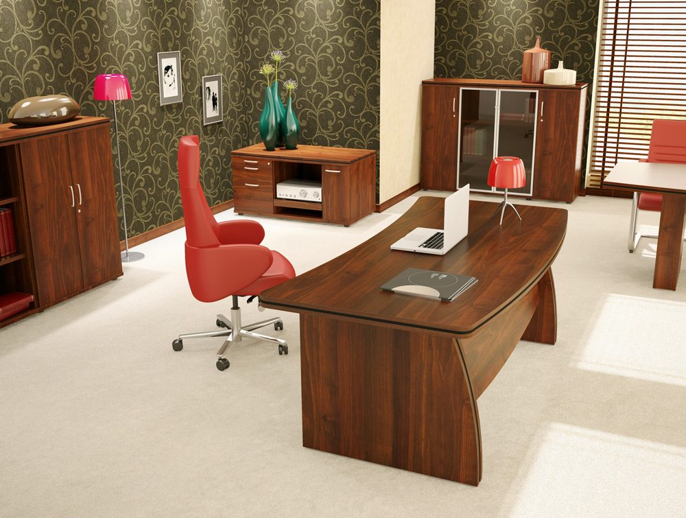 Oskar Office Furniture in an Office Environment