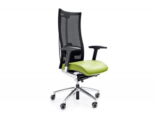 Profim action executive ergonomic chair mesh without headrest