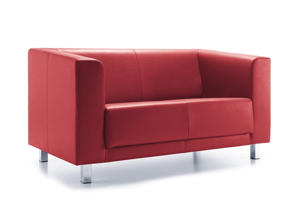 Profim Vancouver Box Couch Seating Reception Radius Office