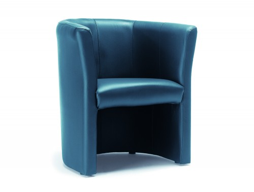 Profim vancouver blue round couch
