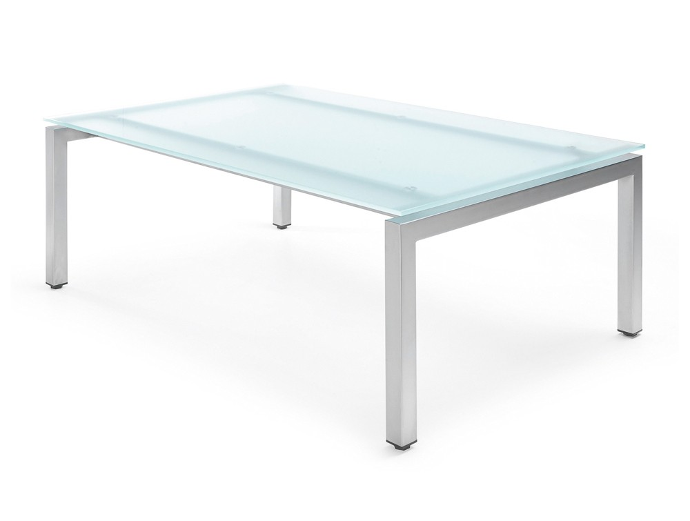 Profim Vancouver Glass Rectangular Table