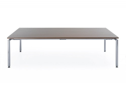 Profim Vancouver Chrome Rectangular Table