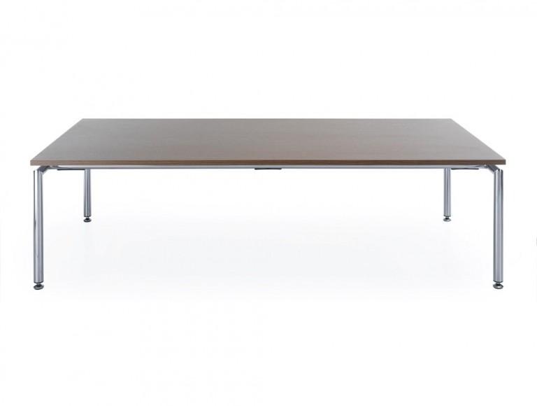 Profim Vancouver Chrome Rectangular Table