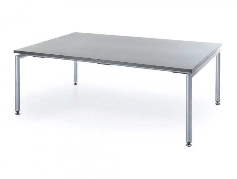 Profim Vancouver Satin Rectangular Table