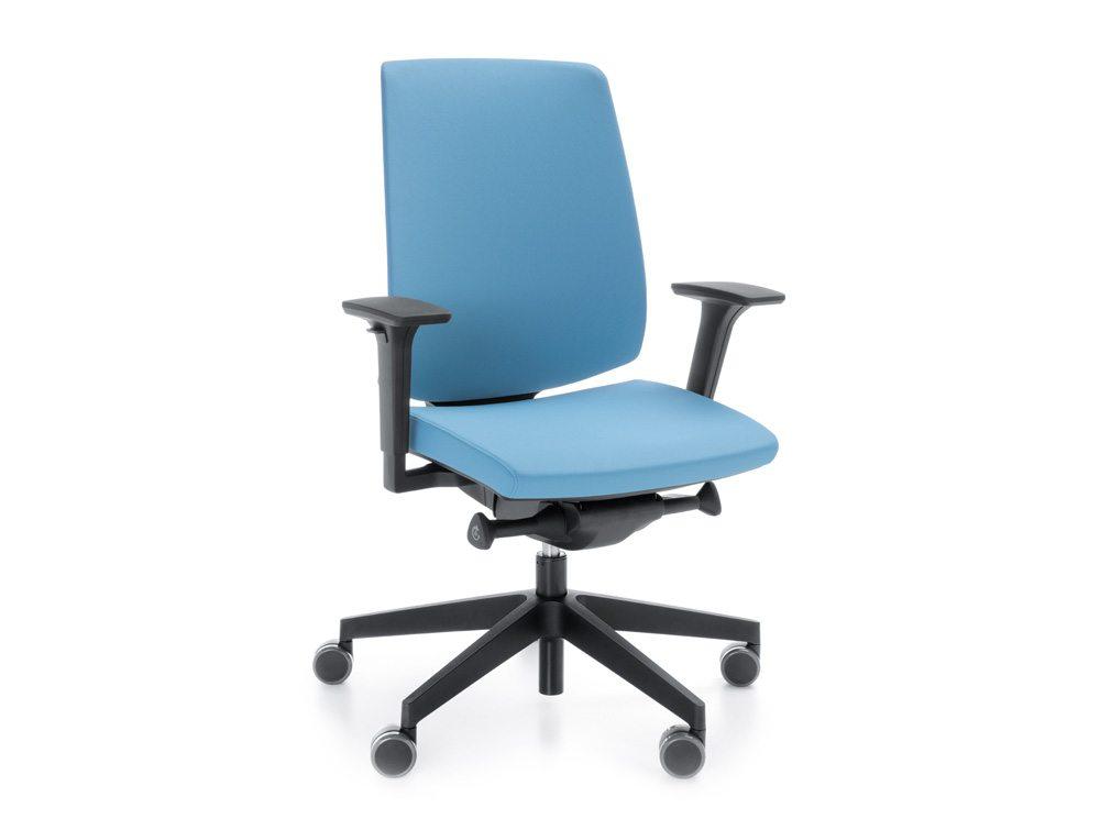 Profim LightUp Upholstered Ergonomic Armchair