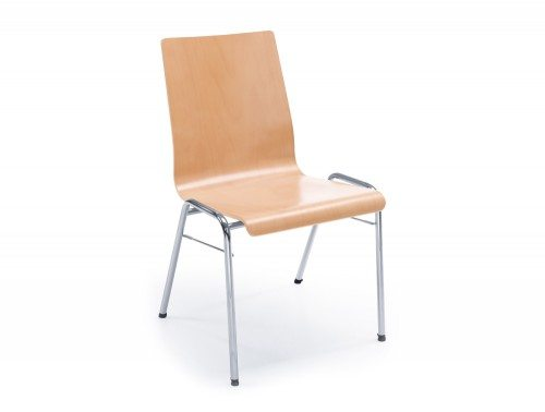 Profim Ligo Plywood Conference Chair