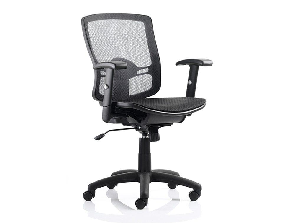 Dynamo Palma Mesh Task Chair With Arms