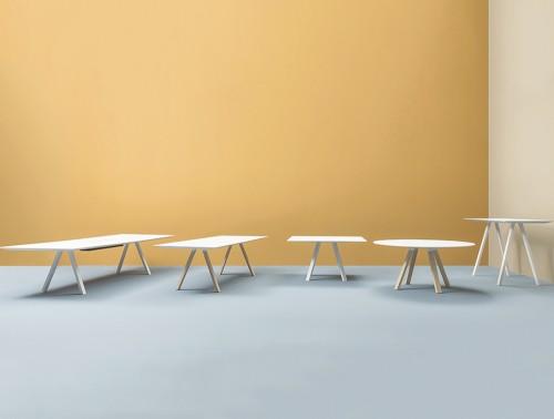 Pedrali Arki Rectangular Wooden Finish Table 6 in Various Sizes.jpg
