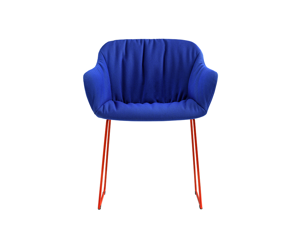 Pedrali Babila Chair with Armrests