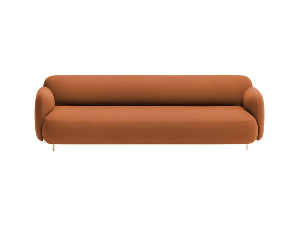 Pedrali Buddy Three-Seater Sofa