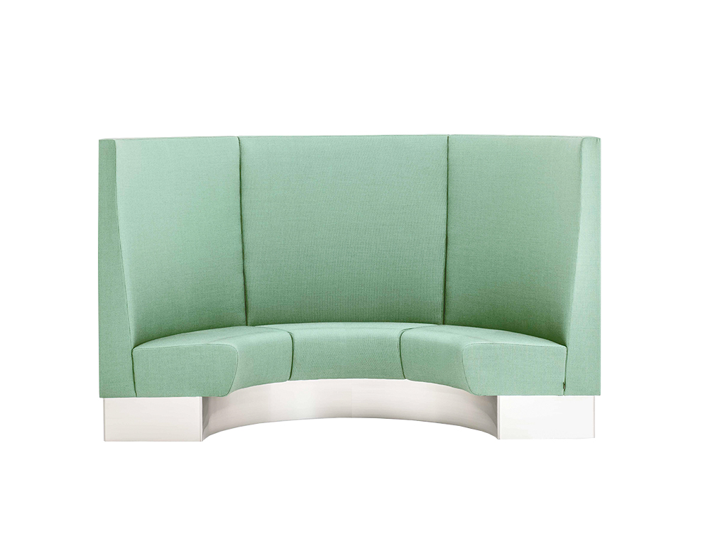 Pedrali Modus 2.0 Modular High Back Sofa