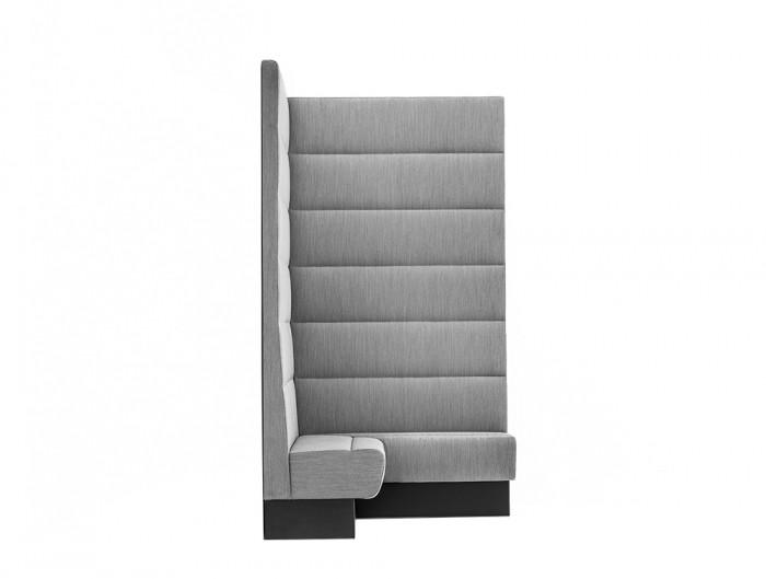 Pedrali Modus High Back Corner Sofa