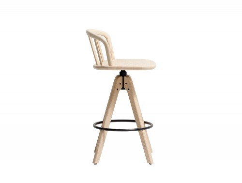 Pedrali Nym Wooden Stool with Footrest 2.jpg