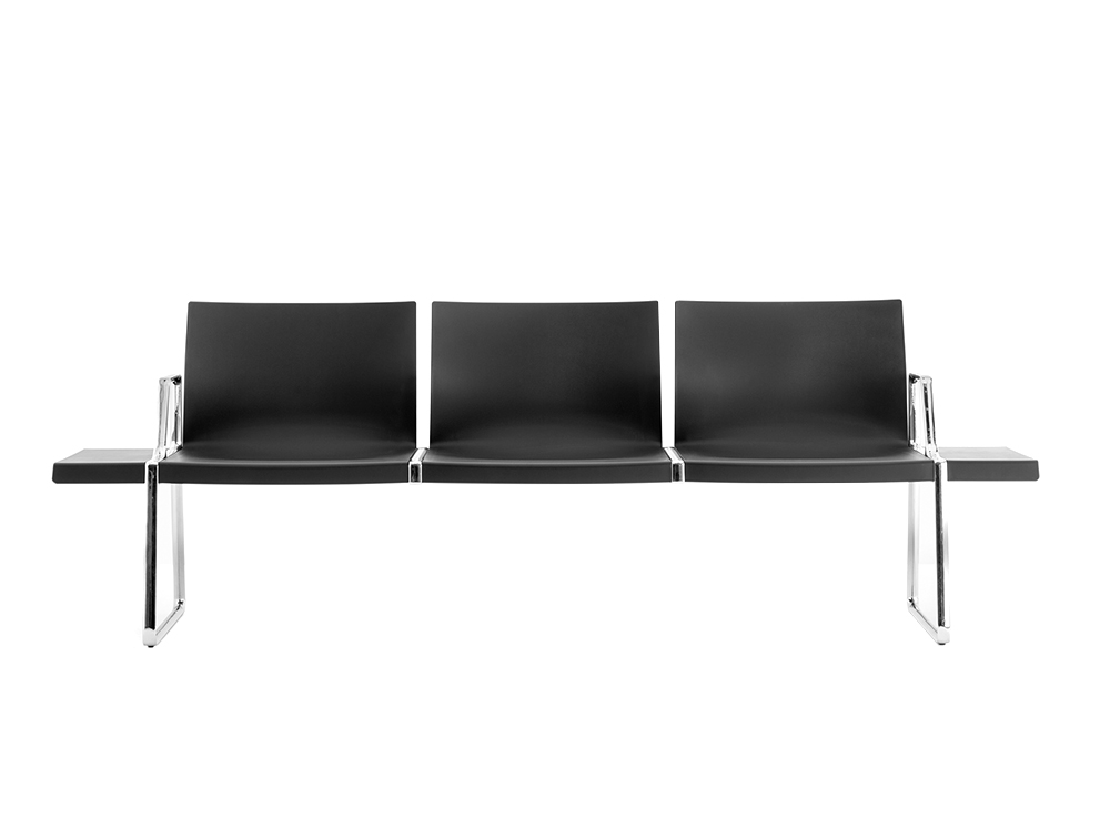 Pedrali Plural Multiple Seater Bench