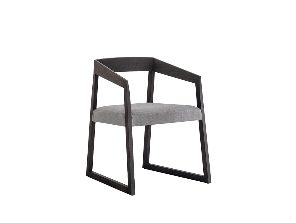 Pedrali Sign Solid Wood Chair