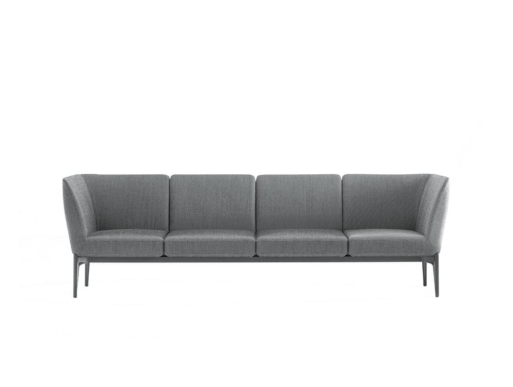 Pedrali Social Sectional Modular Leisure Sofa