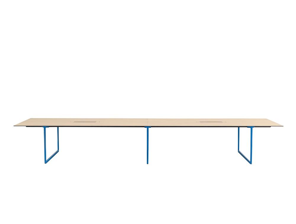 Pedrali Toa Rectangular Multi-Tasking Table