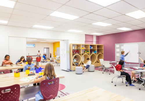 Primary School and Education Furniture Table with Chair Board and Breakout Seating