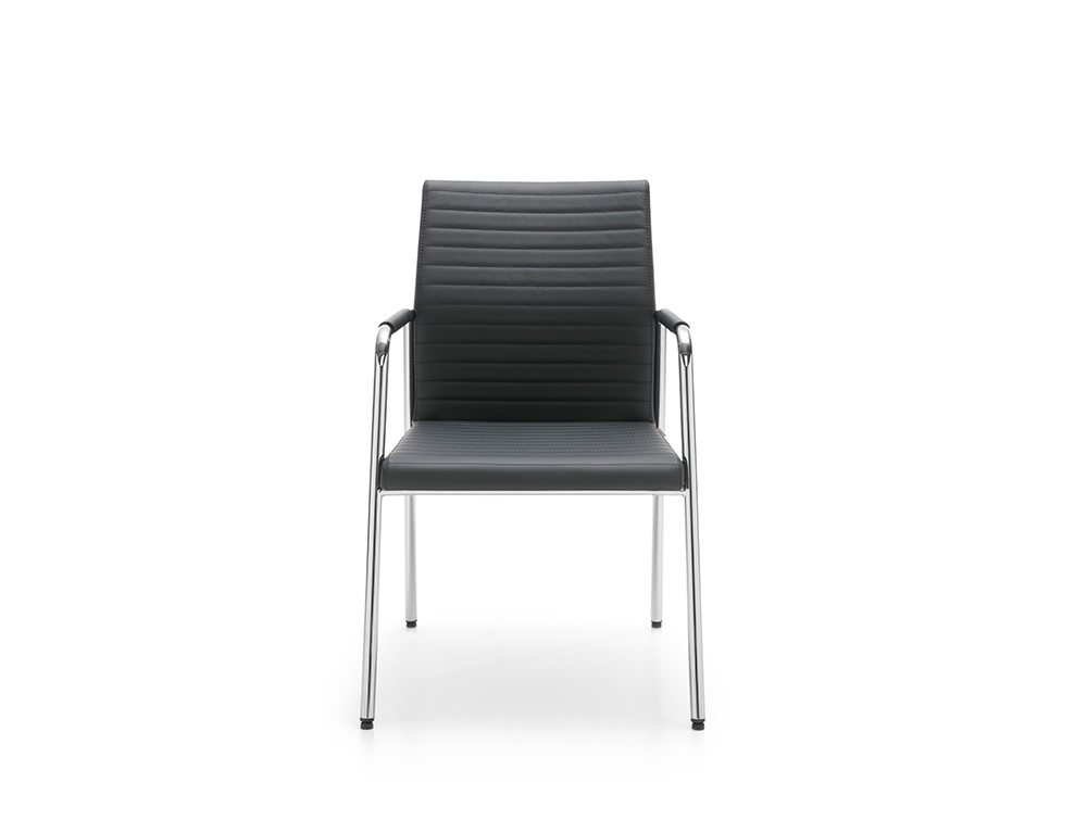Profim Acos Executive 4-Legs Armchair for Meeting Rooms
