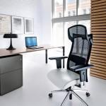 Profim Action Executive Ergonomic Chair Mesh With Headrest