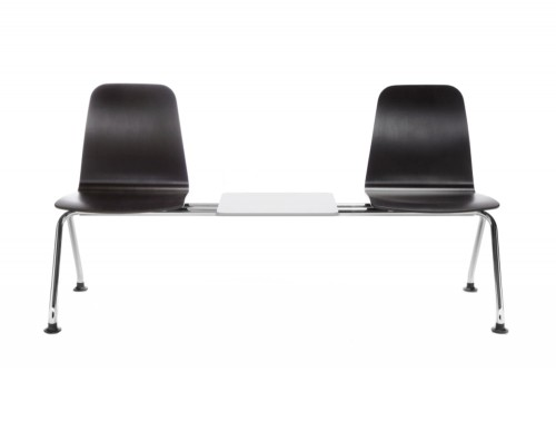 Profim Com Waiting and Reception Areas Bench Seating with Table Top