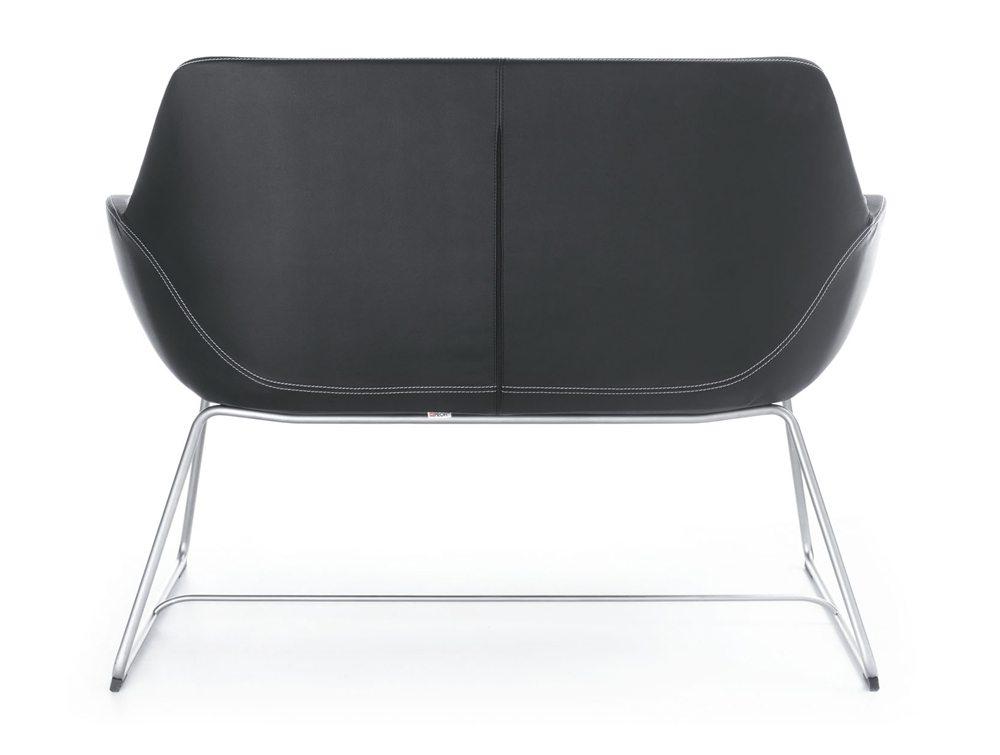 Profim Fan Sofa Back Angle