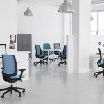 Profim LightUp Ergonomic Armchair in an Office