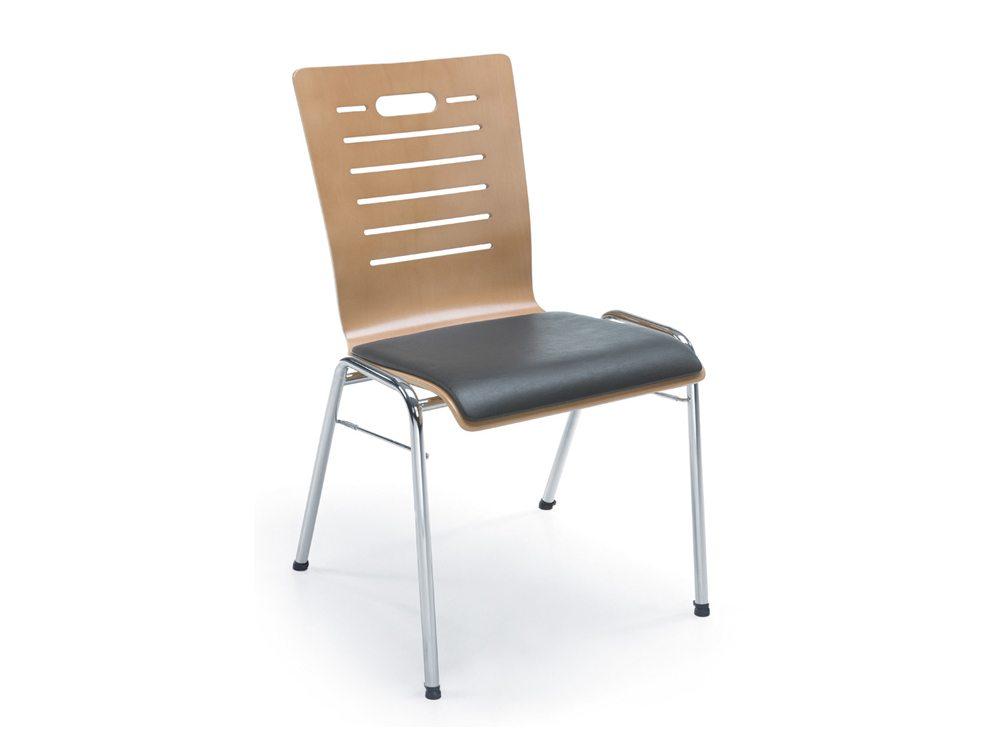 Profim Ligo Plywood Conference Chair