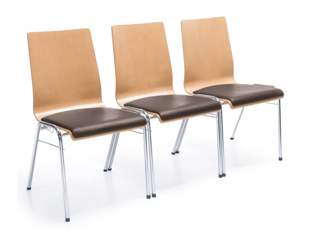 Profim Ligo Plywood Conference Chairs
