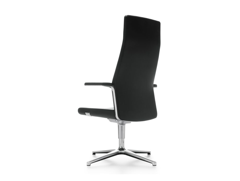 Profim MyTurn Executive Boardroom Chair High Back Back Angle