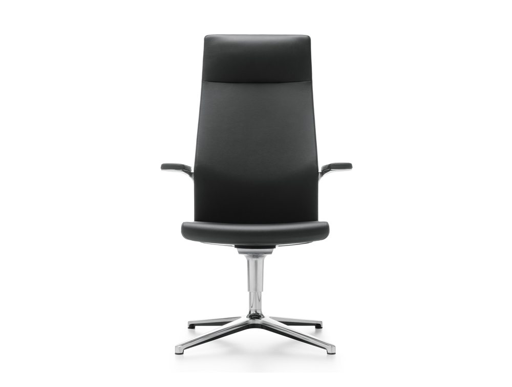 Profim MyTurn Executive Boardroom Chair High Back Front Angle