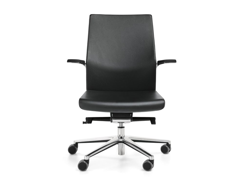 Profim MyTurn Executive Chair Medium Back Front Angle