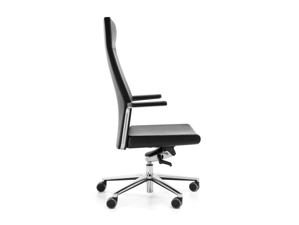 Profim MyTurn Executive Chair Side Angle