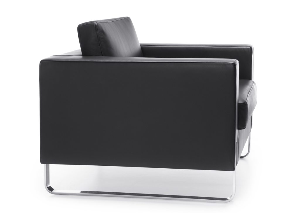 Profim MyTurn SOFA Armchair and Sofa Side Angle