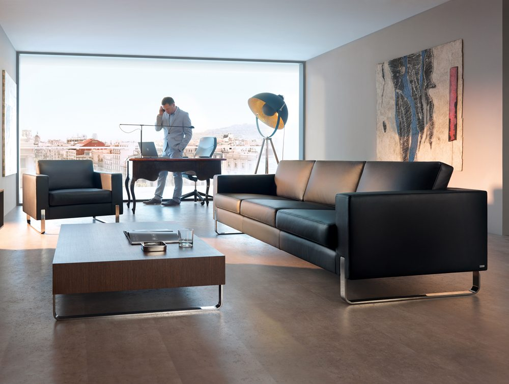 Profim MyTurn SOFA in an Office Environment